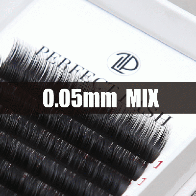 PERFECT LASH SMART MINK MIX / 0.05mm