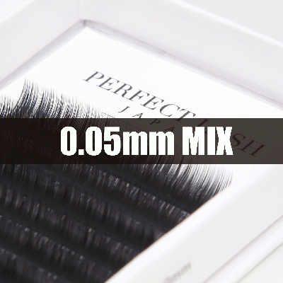 PERFECT LASH SABLE MIX / 0.05mm